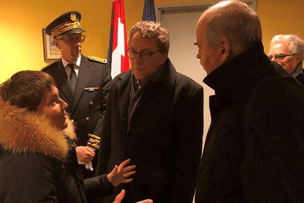 Jean d'Amour ministre québécois délégué aux affaires maritimes