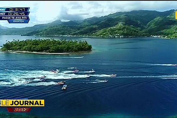 Hawaiki nui va'a : les temps forts de la deuxième étape
