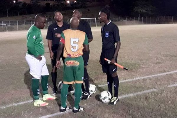 Football coupe de Martinique