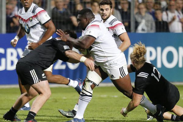 Demi-finale Bleuts - Baby Blacks 2018