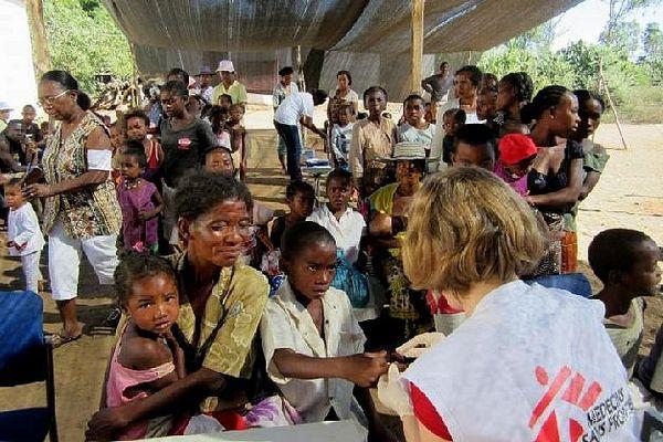 MSF Madagascar janvier 2020 paludisme