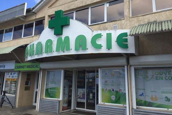 Pharmacie Robinson