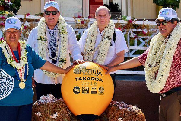 Natitua à Takaroa