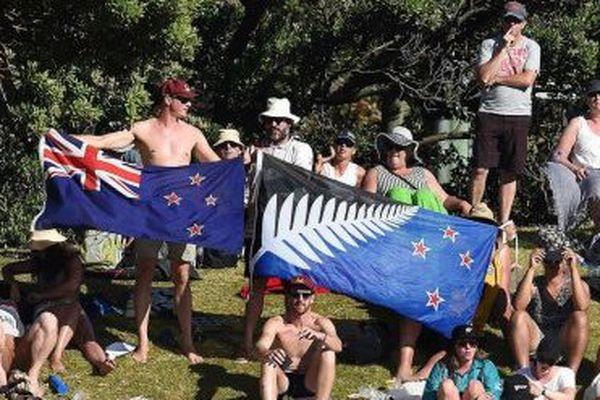 Les Néo-zélandais ne veulent pas changer de drapeau