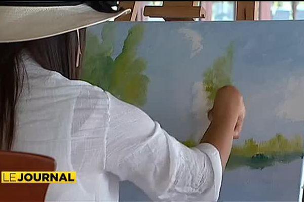 Fu Xiao Lan artiste atypique