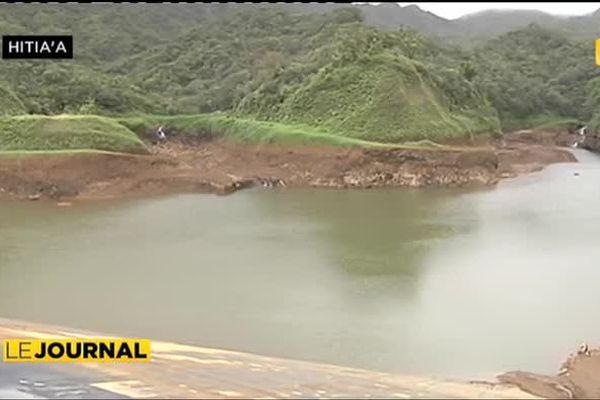 Tournée d'inspection des barrages hydro électriques