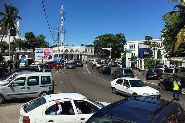 Centre-ville de Moroni