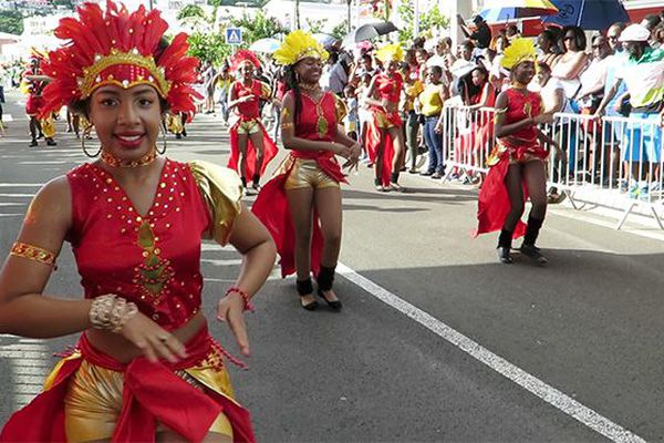 Carnaval 2018 foyal'Parade