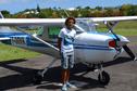 Aviation : portrait du plus jeune pilote de France en 2014