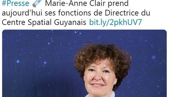 Marie Anne Clair