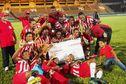 Le Golden Lion gagne la Coupe de Martinique