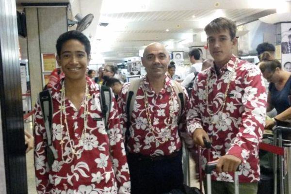 Polynesie medaille or concours cuisine