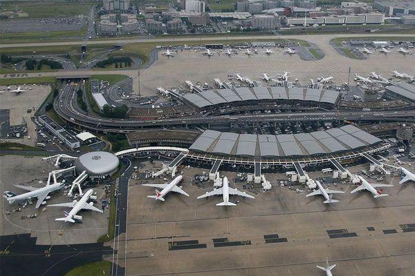 aéroport Roissy
