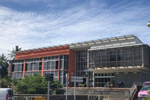 Mairie - L'Etang-Salé
