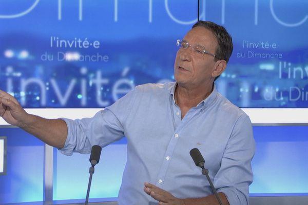 Philippe Gomès, invité politique du JT, 11 avril 2021