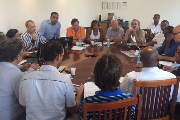 Le collectif Guyane Economique