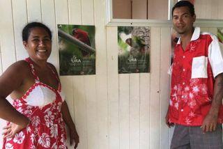 Rimatara fête les 10 ans de la réintroduction du Lori de Kulh, son oiseau emblème