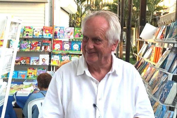 Gérard Doyen PDG du groupe Orphie-Ibis Rouge