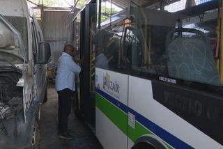 Patron Sotravom et bus