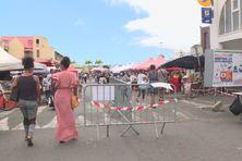 Le marché forain de Saint-André s'adapte au protocole sanitaire