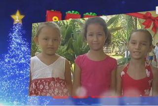 Voeux des enfants du fenua