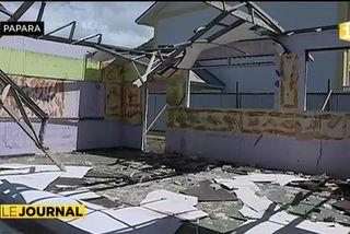 Ecole d'Apatea : la reconstruction attendra
