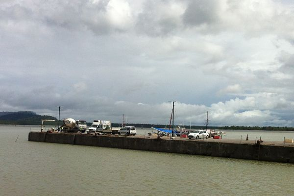 Le vieux port.