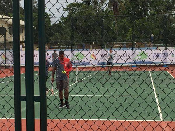 Mini Jeux tennis