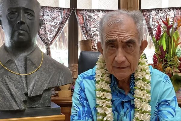 Les voeux d'Oscar Temaru : l'accession de notre pays à la souveraineté pour qu'il soit prospère