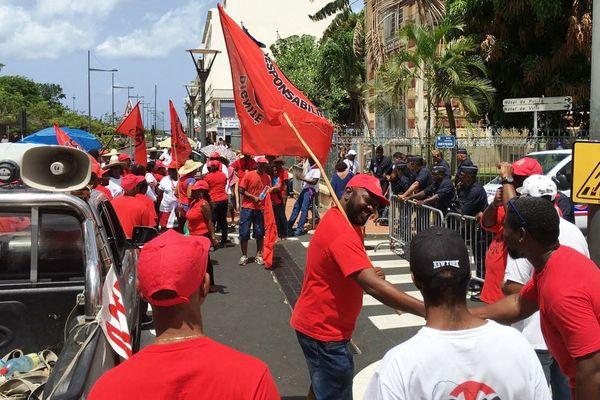CSTM Grève