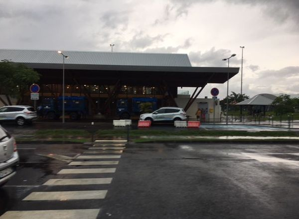Aéroport de Pamandzi