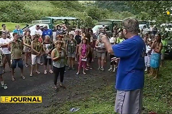 Tere Na Uta : voyage au coeur de l'île
