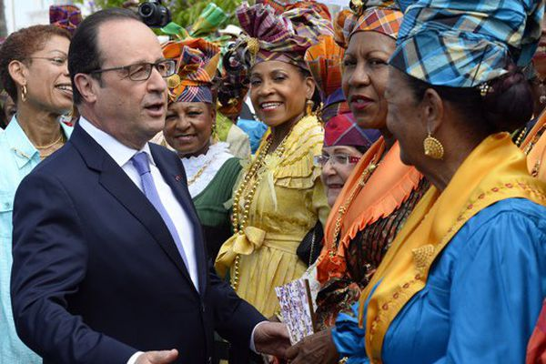 Hollande aux Antilles
