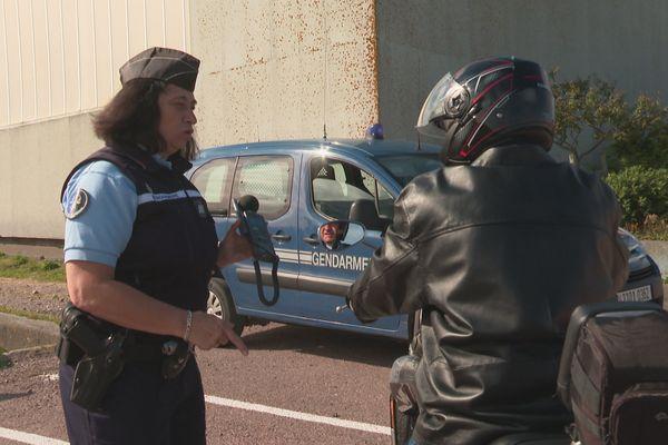 gendarmerie contrôle nuisances sonores