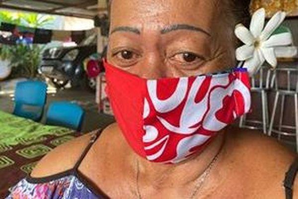 les cja confectionnent des masques