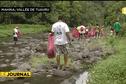 Le grand nettoyage des vallées en pleine épidémie de Zika et de dengue.