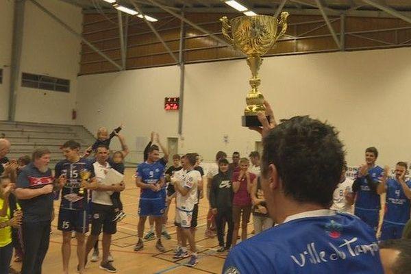 finale du championnat masculin de La Réunion de volley-ball 260419