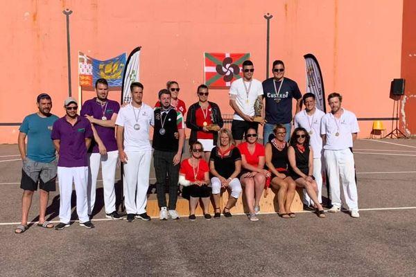 tournoi de pelote fête basque