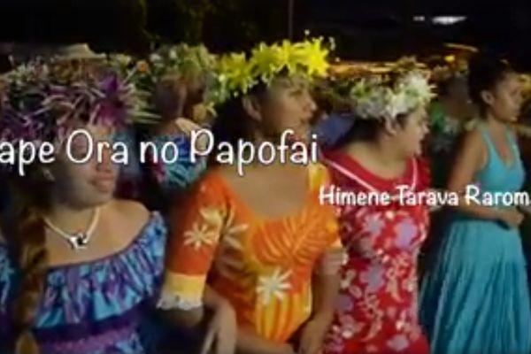 Heiva 2016 : Portrait du pupu himene Pape Ora no Papofai [Carnet de Mateo #1]