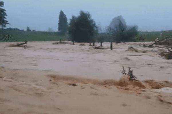 Le cyclone Gita frappe la Nouvelle Zélande