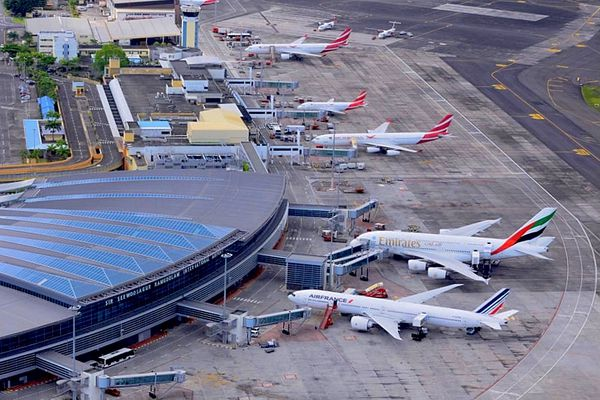 Aéroport de l'île Maurice
