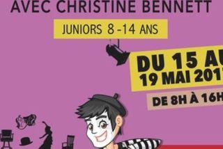 stage théâtre Christine Bennett
