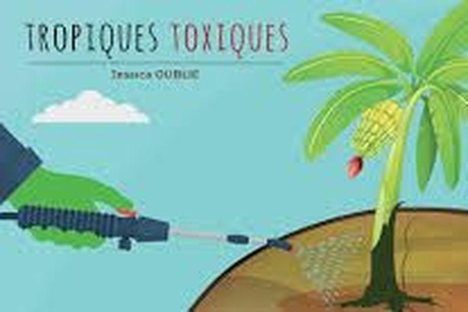 """""""Tropiques Toxiques"""", le roman graphique de Jessica Oublié - Guadeloupe la 1ère"""