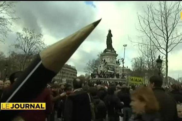 11 janvier 2015, une date historique, toute une nation unie face au terrorisme