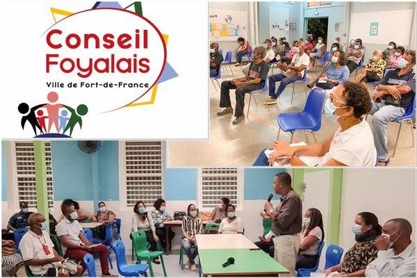 Comité foyalais / Fort-de-France