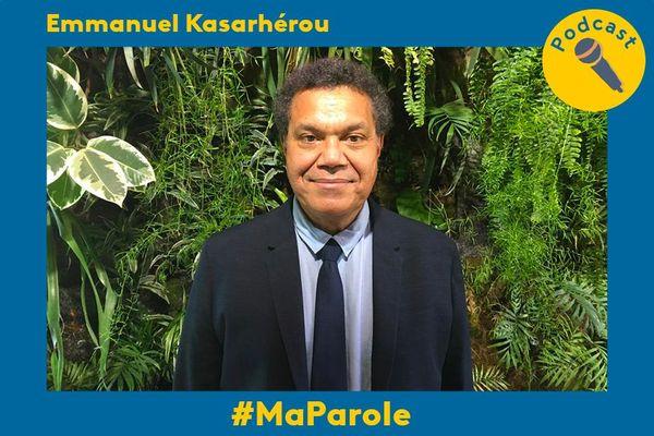 Emmanuel Kasarhérou #MaParole