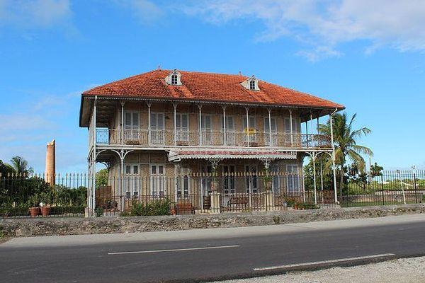 Habitation Zévallos