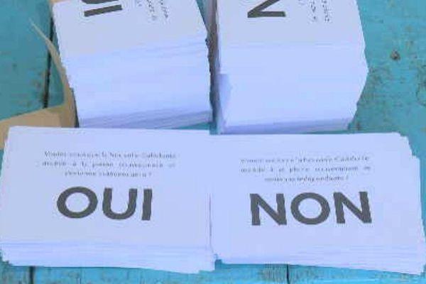 Référendum NC