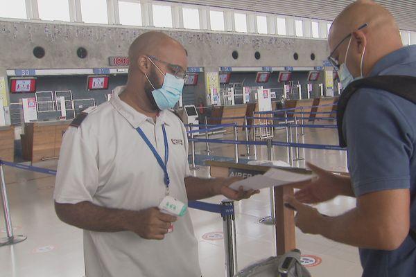 Aéroport contrôle