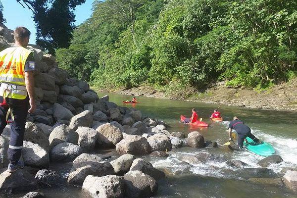 Recherche du 3ème randonneur disparu dans la Papenoo